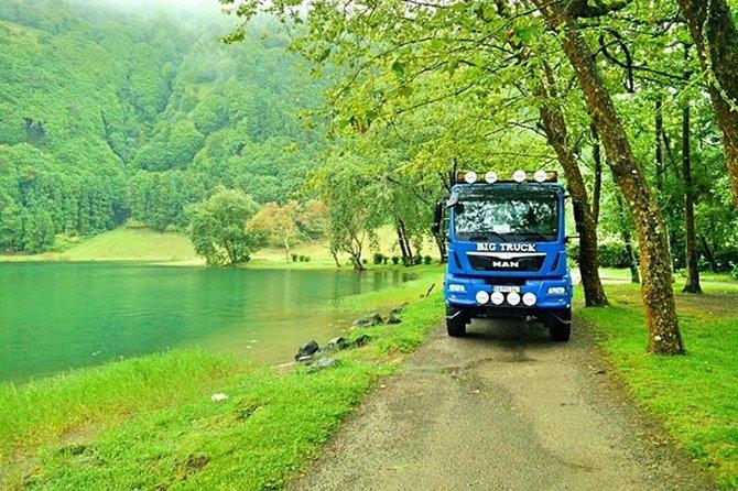 São Miguel Western Tour