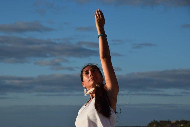 """""""NAMASTE TULUM"""" Do Yoga in Tulum and swim in a Cenote"""