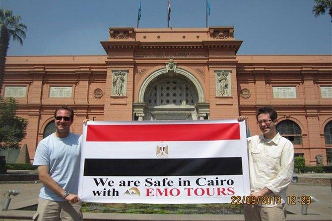 Private Cairo Stopover Tour To Giza Pyramids Egyptian Museum Citadel & Bazaar