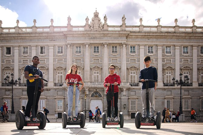 The Old Down Town Segway Tour (Excellence since 2014)