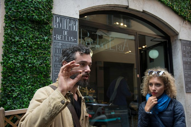 Eat Like a Local: Food & Wine Tour of Secret Roman Streets photo 3