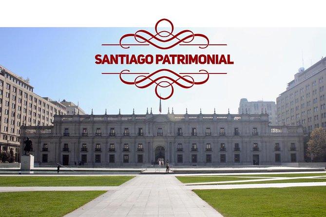 """City Tour de mediodía con almuerzo """"Santiago Patrimonial"""""""