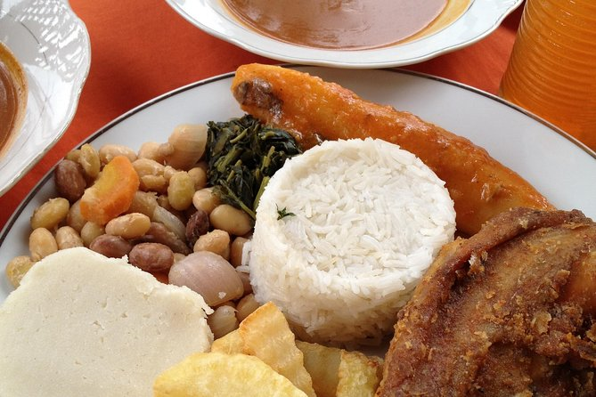 Traditional Ugandan Meals