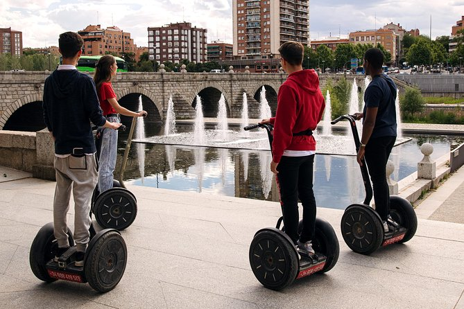 Madrid River Segway Tour (Excellence since 2014)