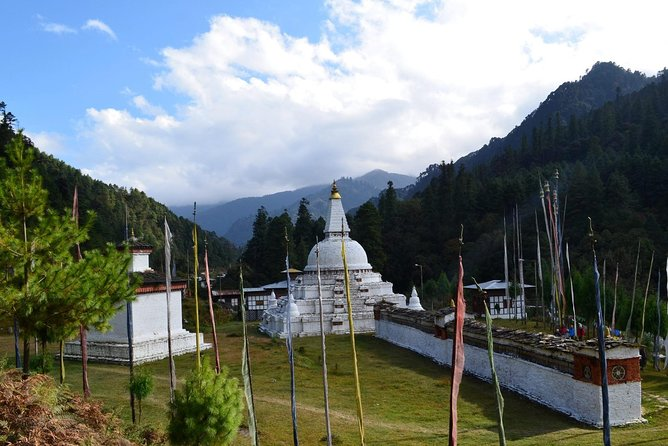 Scenic Bhutan Guided Multi-Day Tour with Airport Pickup