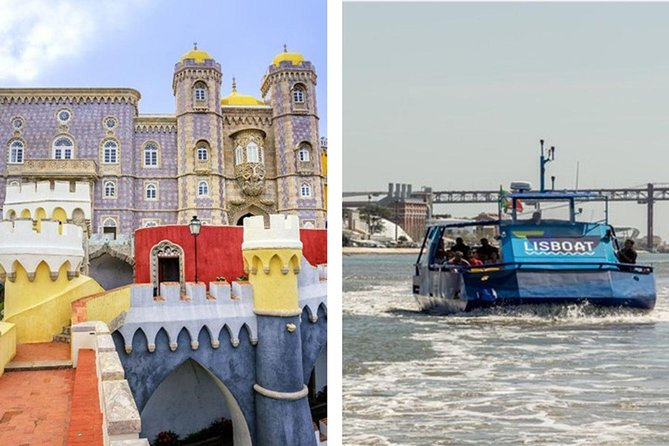 From Lisbon: Sintra and Cascais Private Tour With Lunch & Hop-off Hop-On Boat