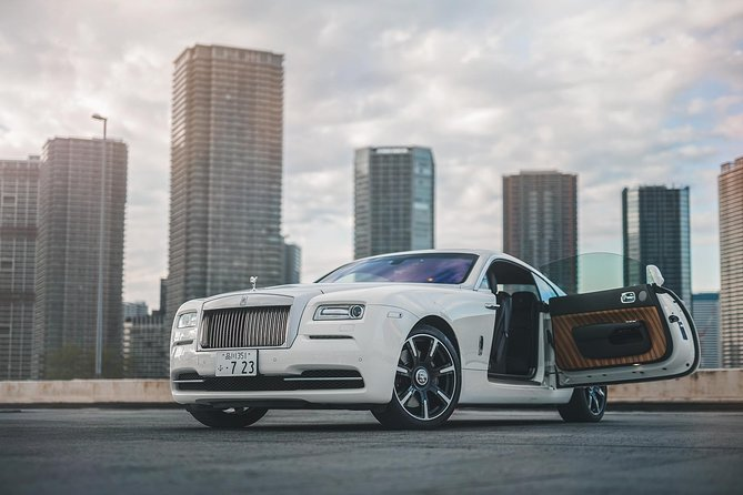 Rolls Royce City Experience Tour (2hours)