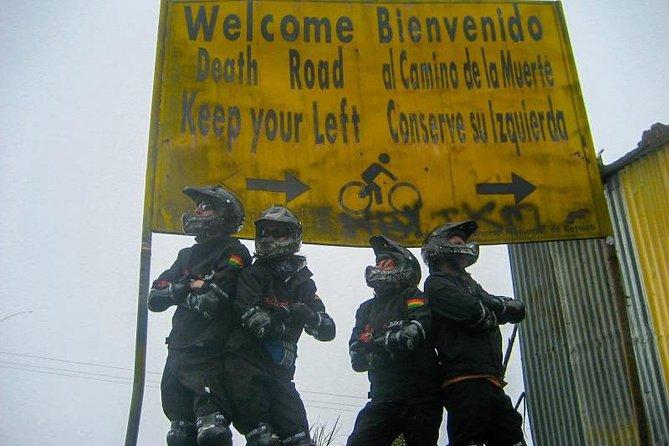 Death Road by Bike -Full Suspension-