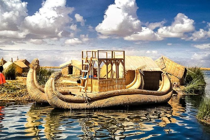 Uros and Taquile Island Full Day Tour from Puno photo 12