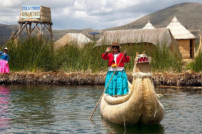 Uros and Taquile Island Full Day Tour from Puno photo 15