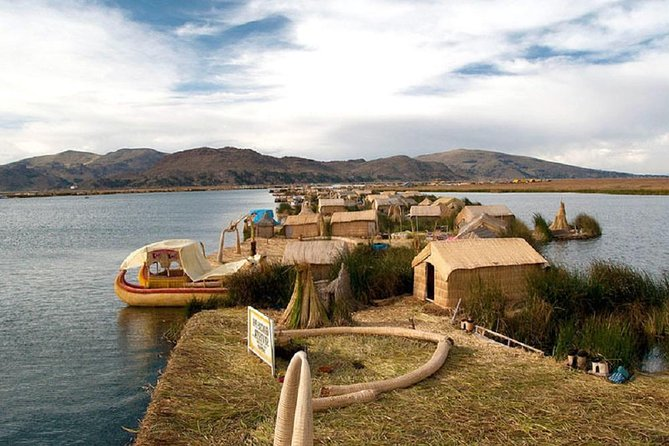 Uros and Taquile Island Full Day Tour from Puno photo 8