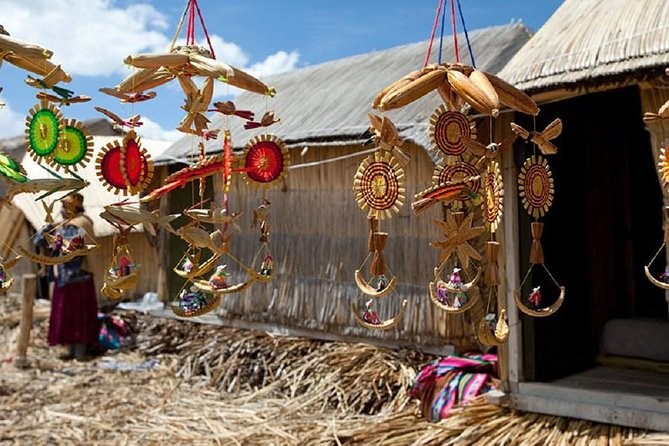 Uros and Taquile Island Full Day Tour from Puno photo 14