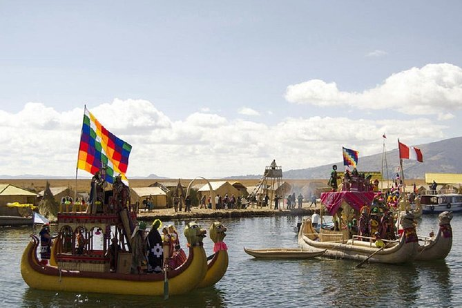 Uros and Taquile Island Full Day Tour from Puno photo 9