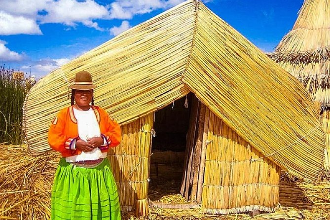 Uros and Taquile Island Full Day Tour from Puno photo 16