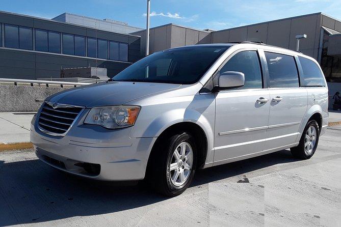 Private mini van transfers from Miami Int'l airport