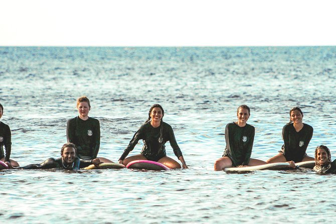Selina Beginners Surf Lessons