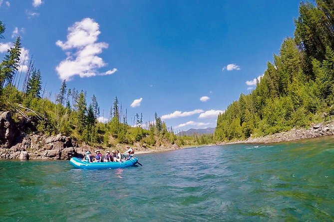 Glacier National Park Scenic Float - Middle Fork Flathead River