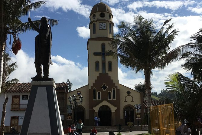 8-Day City Trips South Colombia