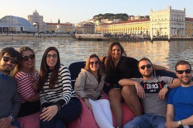 Entdecken Sie Lissabon - Bootstour am Nachmittag