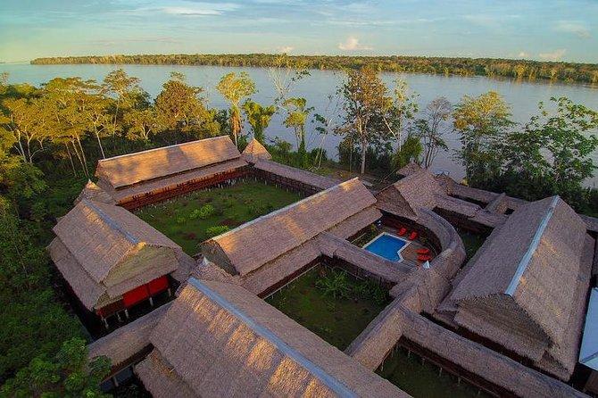 4 dias Iquitos Amazon Jungle Adventure no Heliconia Lodge