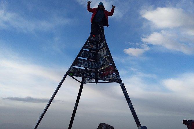 Private Treks To Mount Toubkal 2 Days