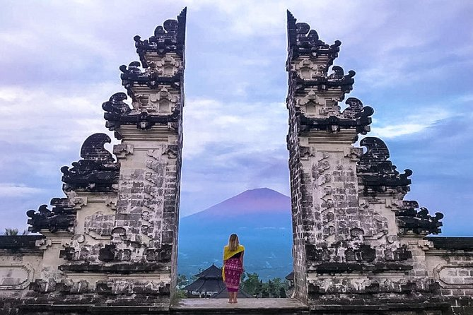 Bali Private Tour: Lempuyang Gate of heaven-Tirta gangga-Taman Ujung