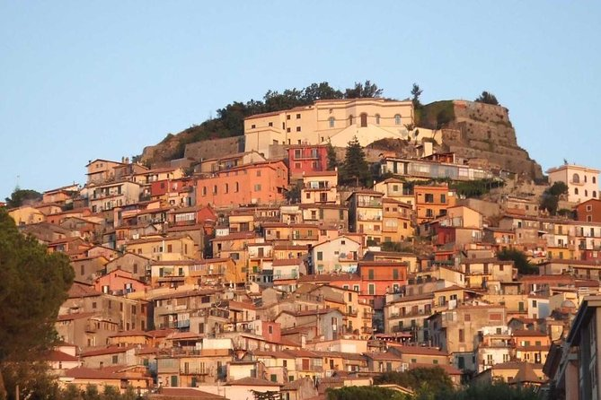 Rome to the Amalfi Coast Area with 2 stops Frascati Town and Anagni Catherdal