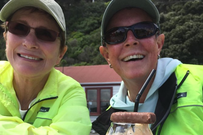 Guided Wellington Sightseeing Tour by Electric Bike
