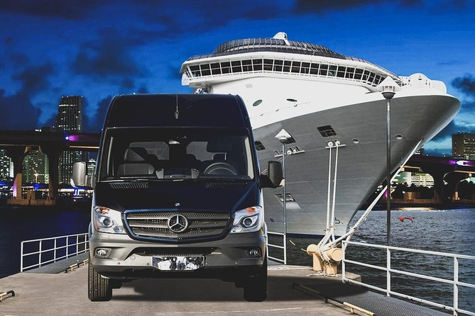 Private Transfer: New Orleans Hotel to Cruise Port