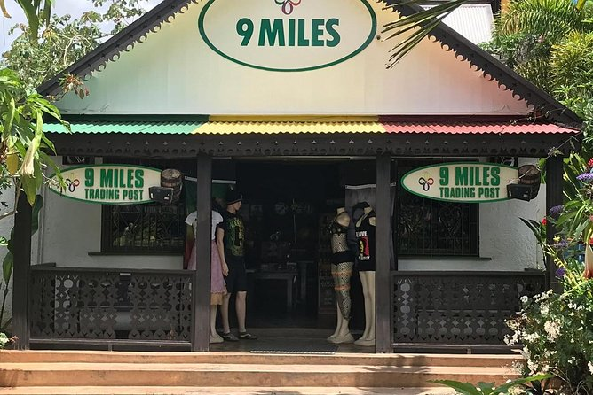 Dunns River Falls and Bob Marley Nine Mile Private Tour photo 4
