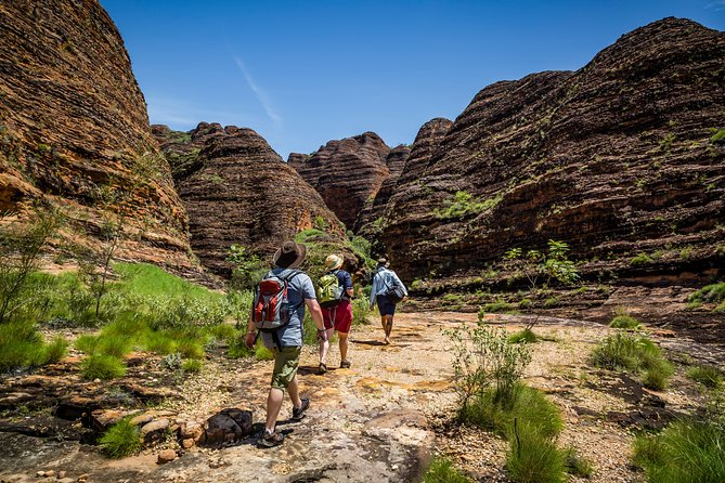 Bungle Bungle Stay Over with scenic flights, guided walk, accommodation & meals