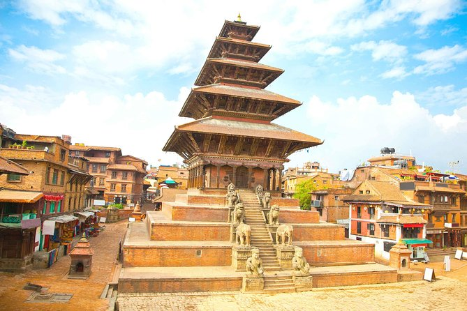 UNESCO World Heritage Site tour in Kathmandu