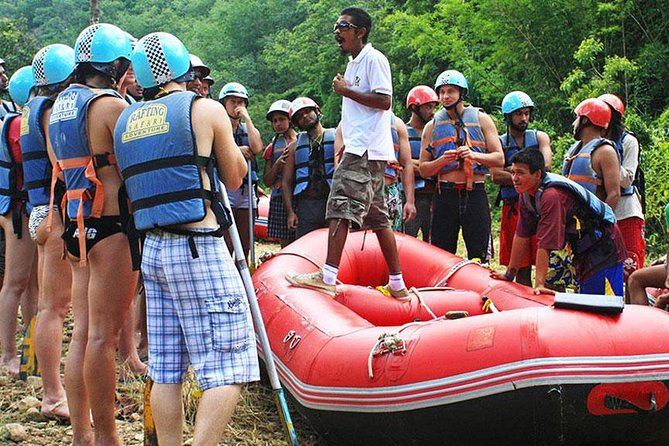 7km White Water Rafting Adventure Tour From Krabi photo 3