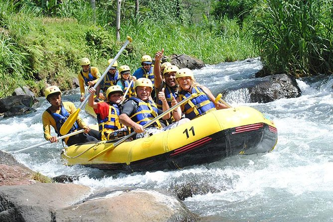 White Water Rafting and Waterfall Tour From Krabi