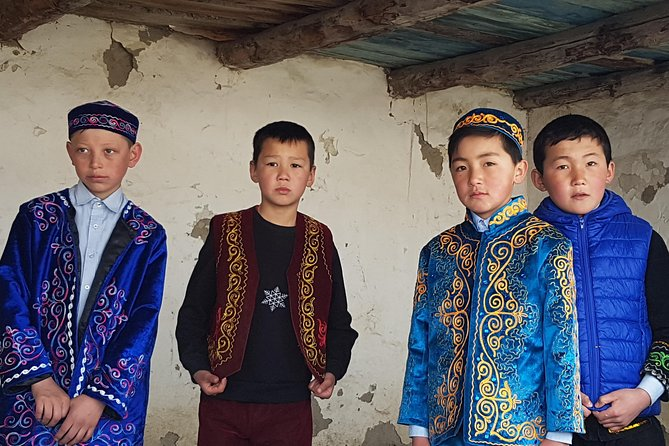 Living with the Kazakhs
