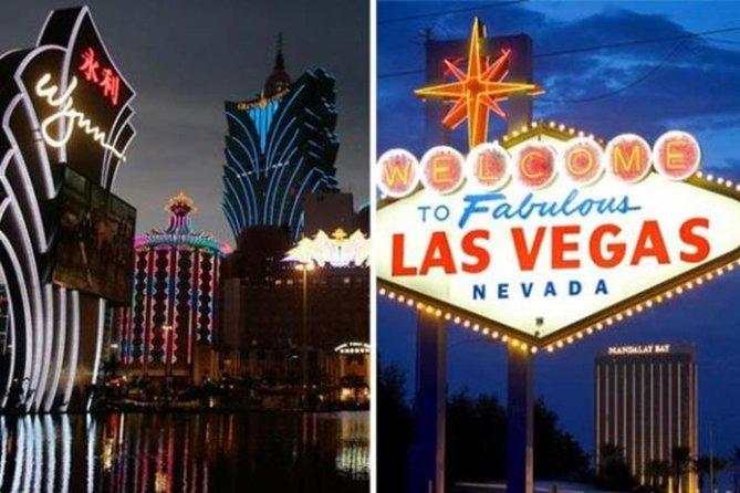 Macau Heritage & Gambling Tour History