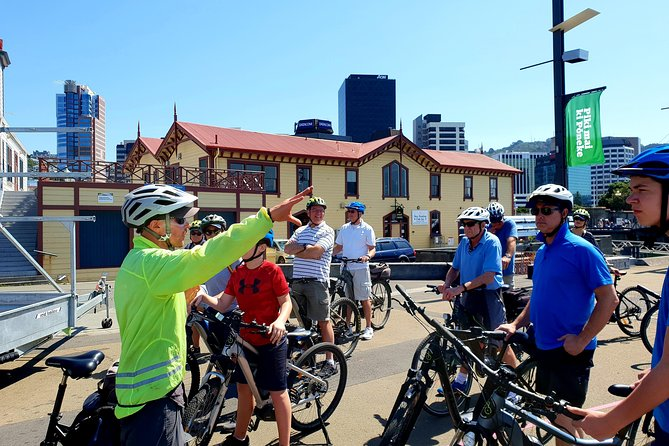 Intro to Wellington Bike Tour photo 4