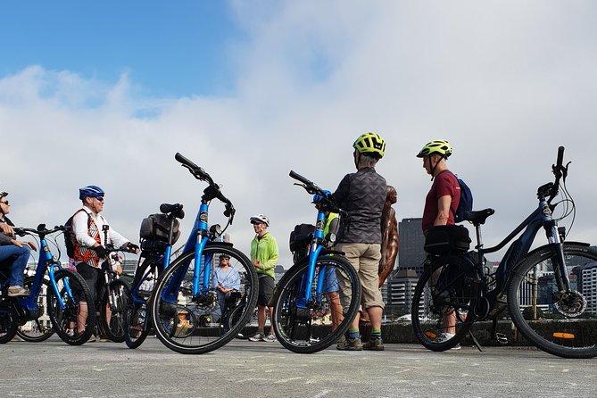 Intro to Wellington Bike Tour