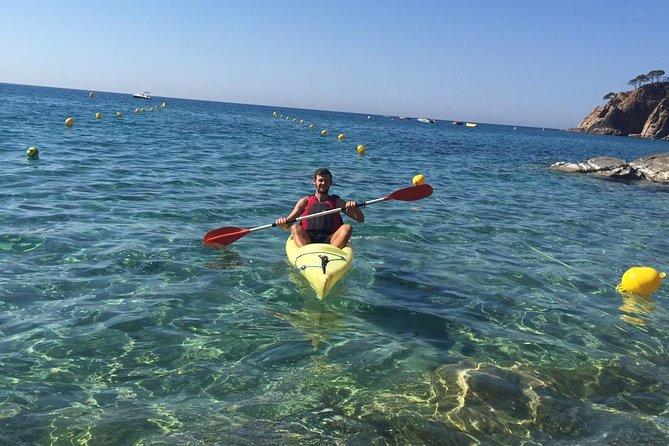 Kayak In Tossa de Mar