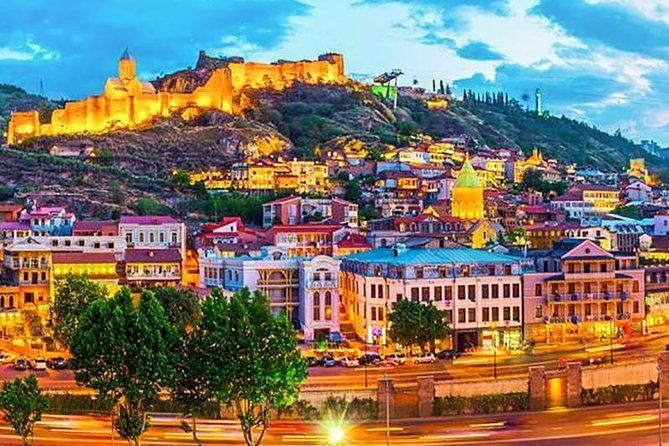 Old Tbilisi tour