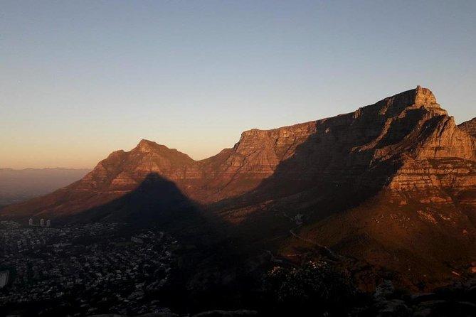 Hike Table Mountain at sunrise via Platteklip gorge morning tour