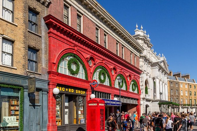 Private 3-hour Harry Potter Walking tour in London with central Hotel Pick Up