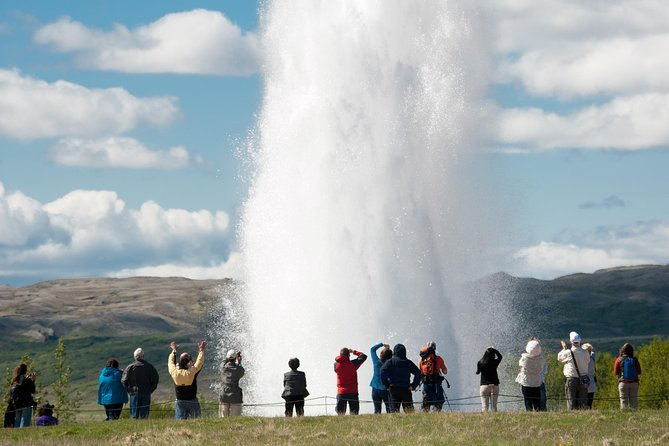The Golden Circle Direct 6-Hour Tour from Reykjavik
