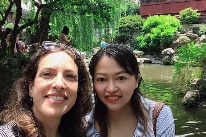 Old Shanghai Private Walking Tour(5 hours)-Yuyuan Garden,The Bund and Tianzifang