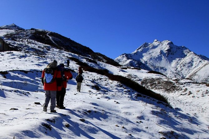 Langtang Valley Trek - 11 Days