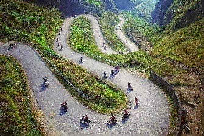 MOTORBIKE Tour Ha Giang – Dong Van – Du Gia 4 DAYS 3 NIGHTS