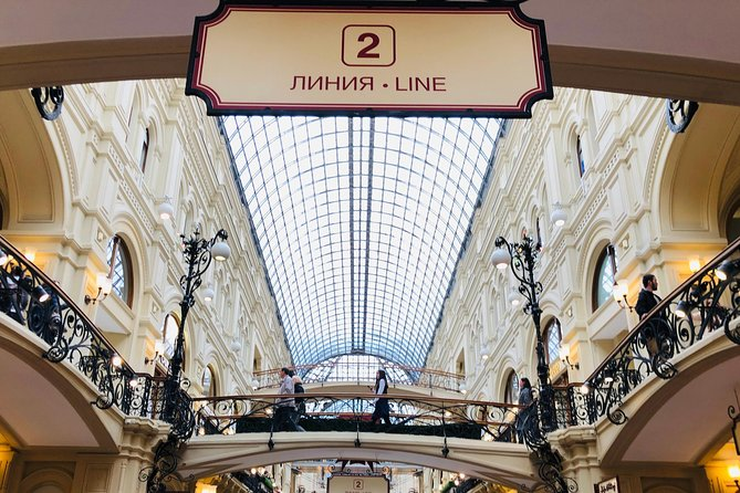 Moscow Highlights Half-Day Private Tour (Flexible)