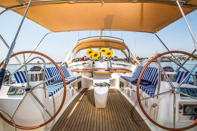Private Day Sailtrip from Rhodes City on a Jeanneau 49DS