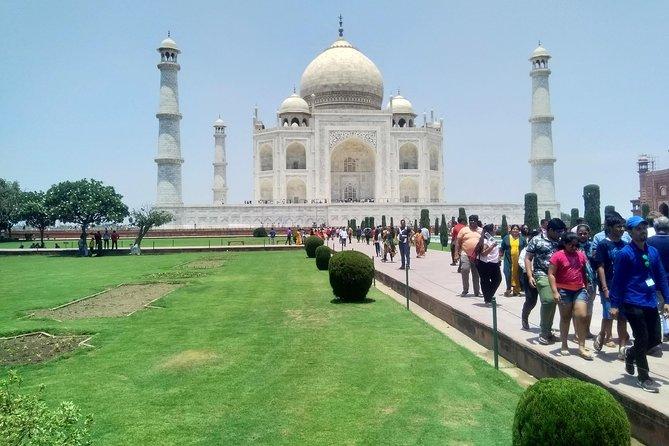 4 Days Delhi -Agra - Jaipur ! Golden Triangle Tour
