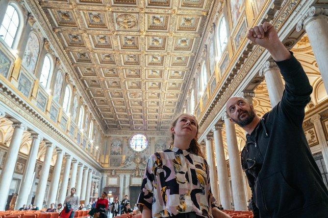 Private Santa Maria Maggiore & Roman Basilicas Tour